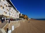 Albufeira beach