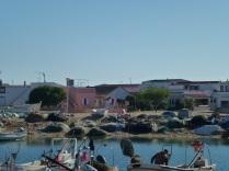 Armona island village