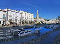 Tavira main square