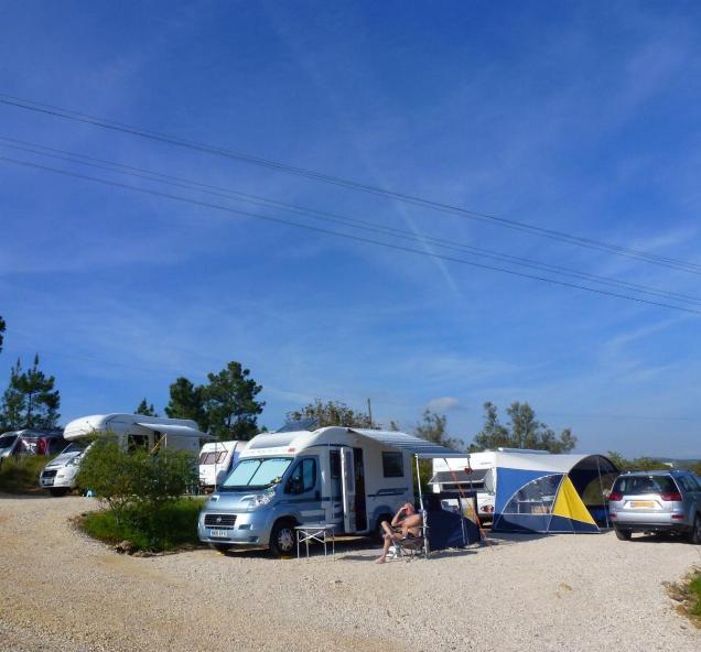 Casa Rosa campsite