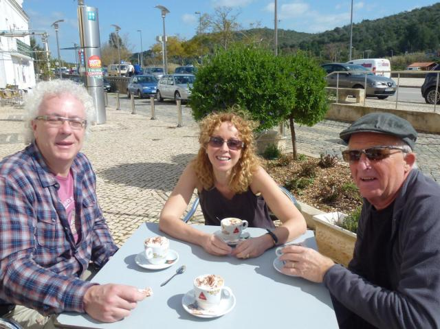 Silves coffee break