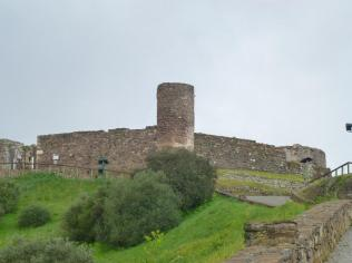 Aljezur Moorish castle