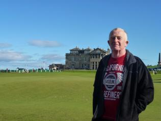 St, Andrews - Clubhouse on the Old Course