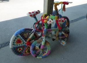 Woolly bikes!