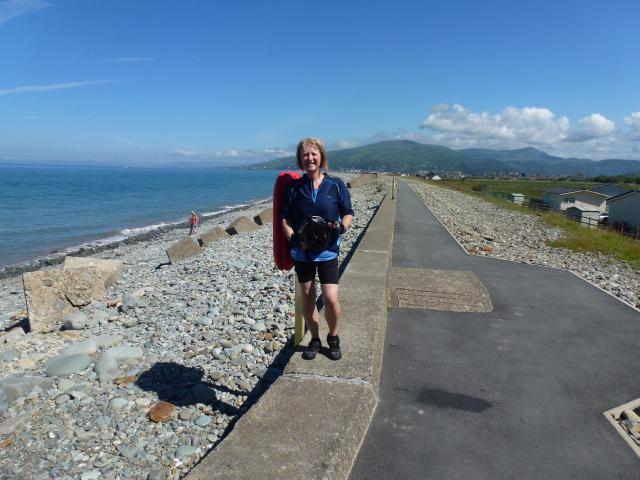 Fairbourne Promenade