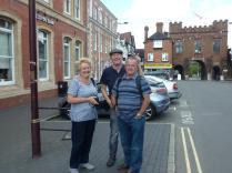 Bridgnorth tourists