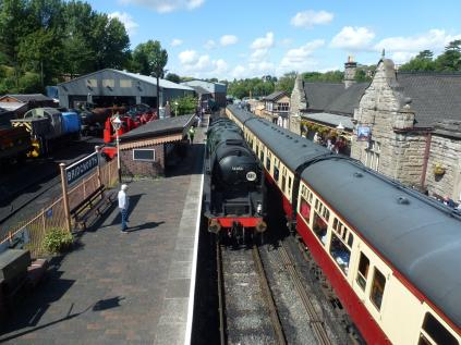 Bridgnorth Station