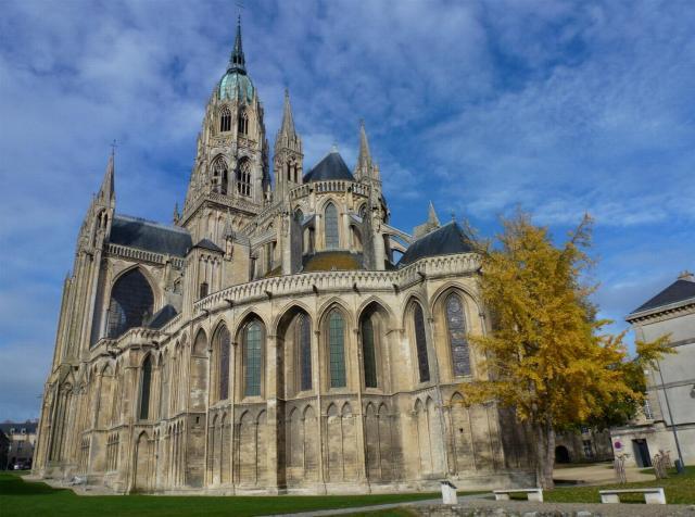 Cathedral de Notre Dame Bayeux