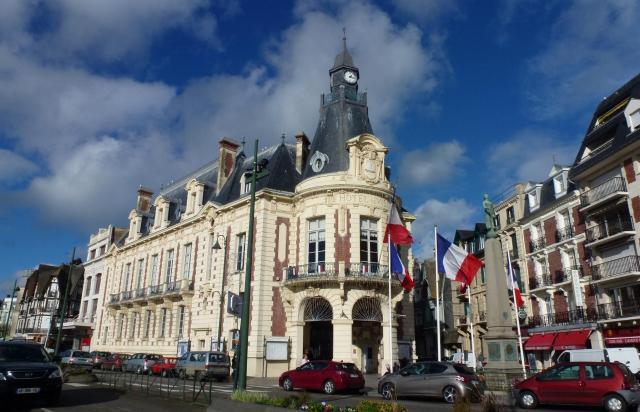 Trouville town