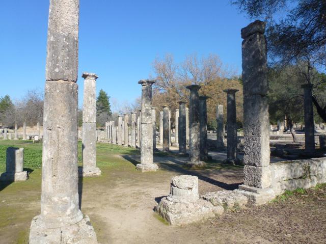 Olympia Palaestra (2)