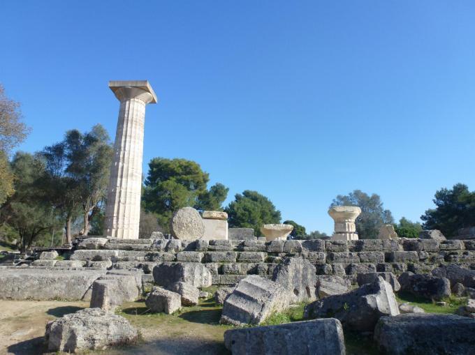 Olympia temple zeus (2)