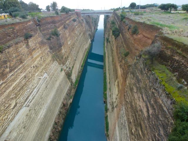 Korinth Canal (2)