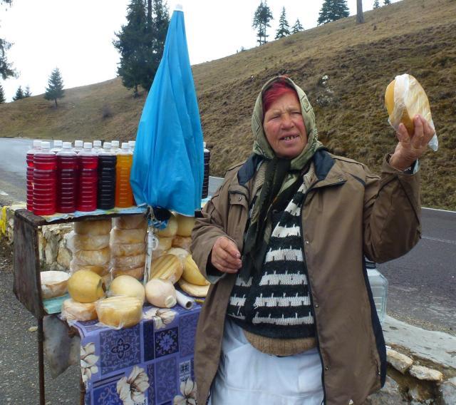 Transylvania cheese