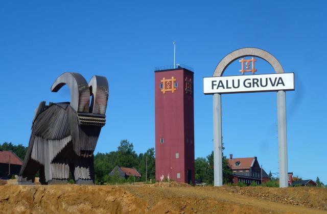 Falu Gruva