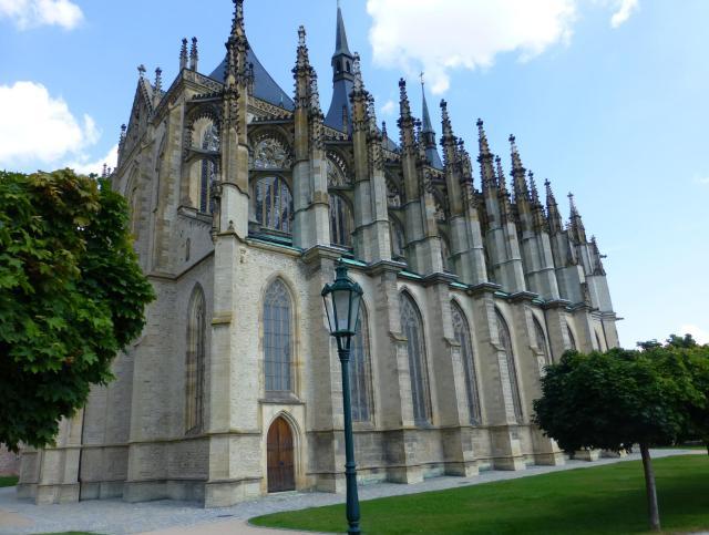 cathedral kutna hora